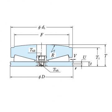 NSK 482TFX01 THRUST BEARINGS For Adjusting Screws