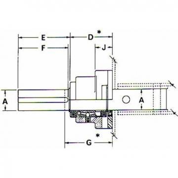 NSK 266TFV02 THRUST BEARINGS For Adjusting Screws