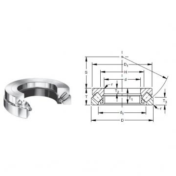 NSK 555TFV01 THRUST BEARINGS For Adjusting Screws